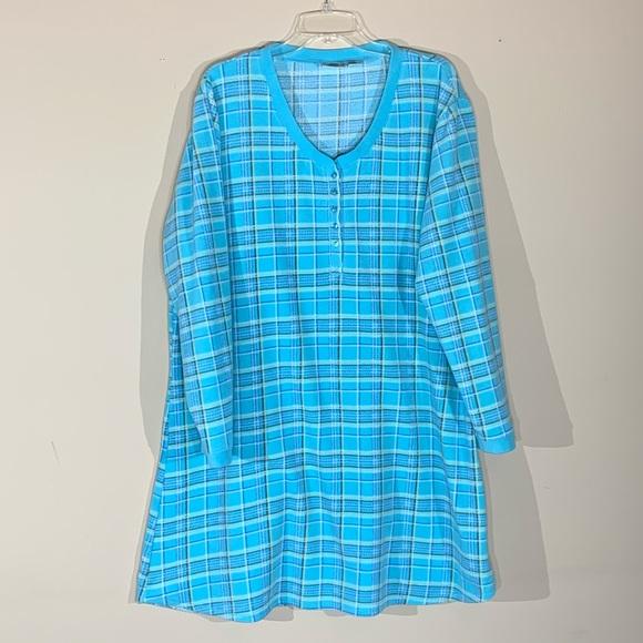 Soft Sensations Other - Soft Sensations Fleece Pajamas - night gown - 2XL